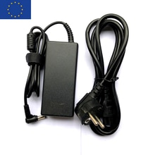 Novo 65w eua ue cabo de alimentação portátil adaptador carregador para asus x501u x301a X501A-SPD0503W X502CA-BI30704A C50-B-13N f555l f555la f555l
