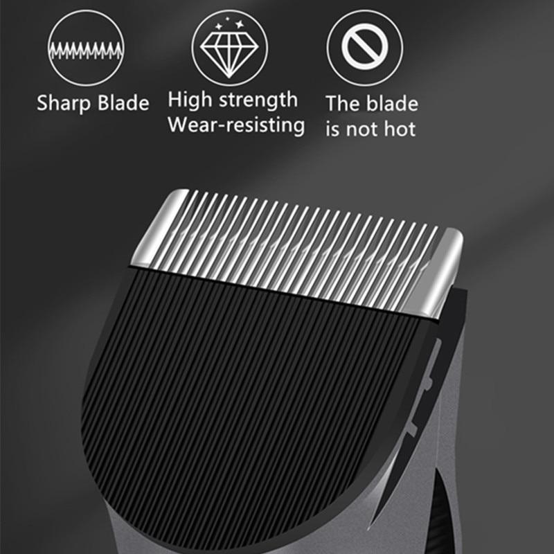 Haircut Machine 6H Professional Hair Clipper Barber Hair Trimmer Men Cordless Shaving Machine Lithium Battery  Strong Power enlarge