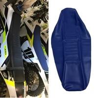 motorcycle seat cushion cover for 250 450 tc te 2016 2017 2018 fc fe tc te yamaha kawasaki suzuki honda dirt bike