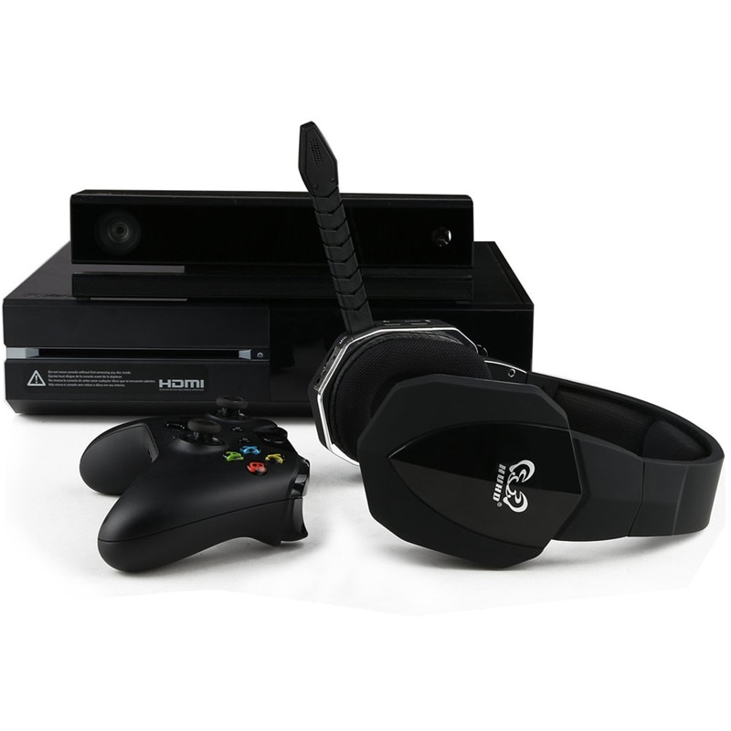 Optical Wireless Gaming Headset, Gaming Headphones for XBOX 360/ONE PS5 PS4/3,PC 7.1 Surround Sound Lightweight enlarge