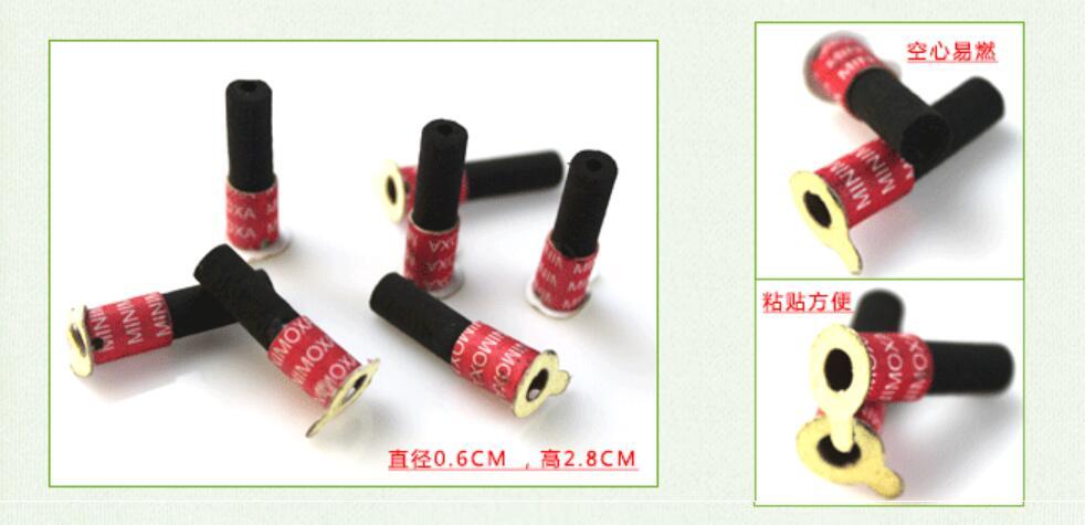 180 pcs self-stick Moxa tube Self-adhesive acupuncture points moxibustion tube180pcs acupuncture massage 2 box per lot