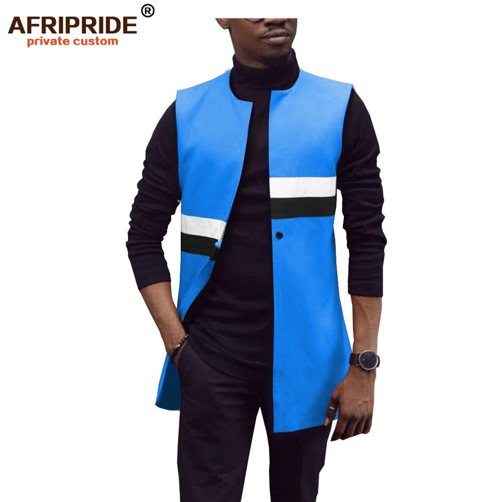 2019 африканская традиционная одежда для мужчин, верхняя одежда Дашики, жакет «Анкара», пальто, искусственная одежда, одежда для мужчин, A1914005