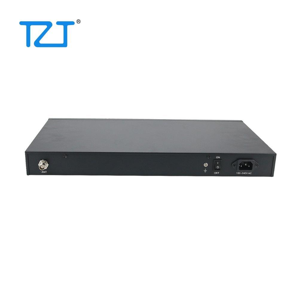 TZT-خادم وقت الشبكة ، NTP ، GPS ، GLONASS ، Galileo ، QZSS ، إصدار يمكن الوصول إليه بمنفذين