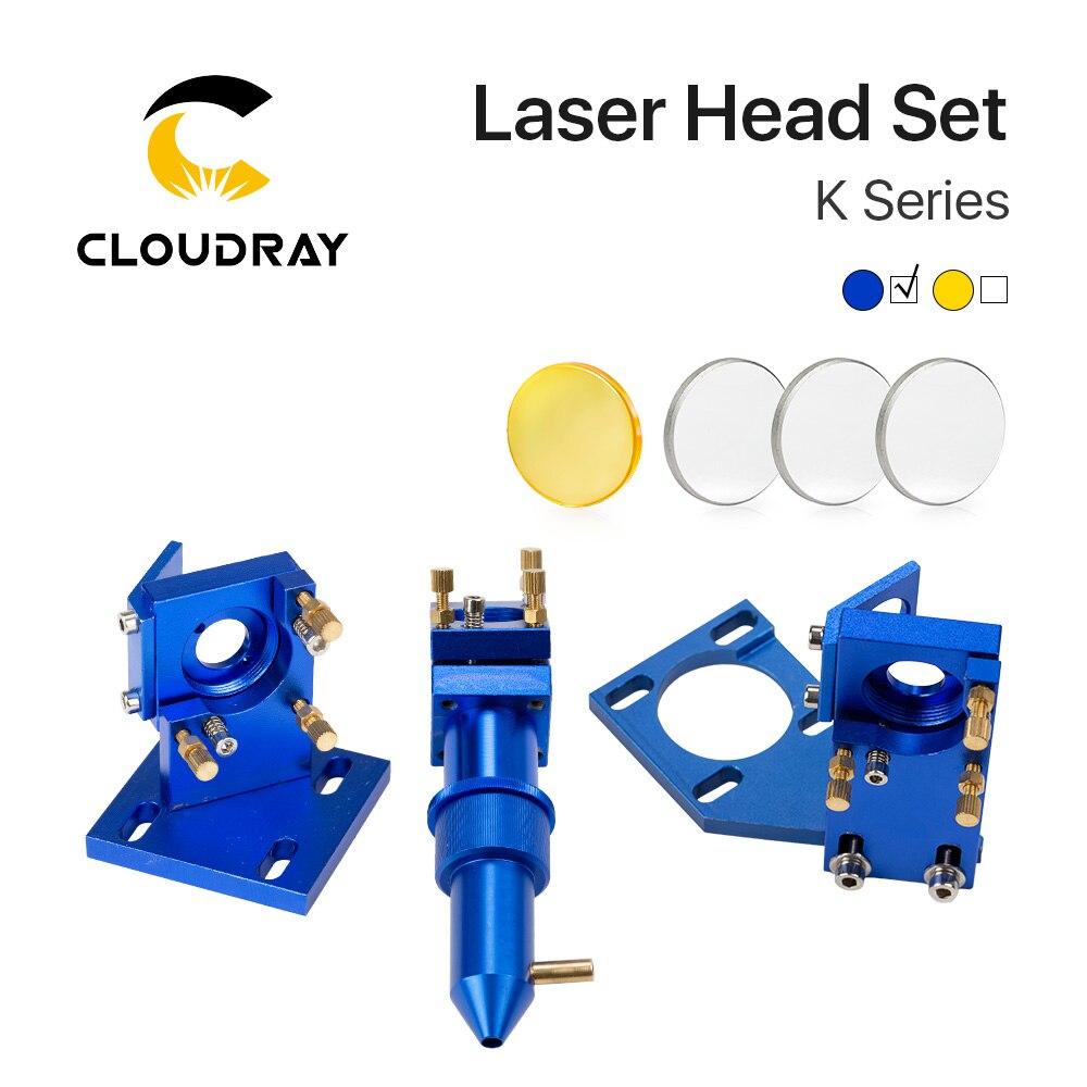 Serie K: CO2 conjunto de cabezales láser para 2030 de 4060 K40 láser máquina cortadora de grabado