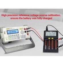Dorigine C4 LCD Chargeur De Batterie Li-ion / IMR / INR / ICR / LiFePO4 18650 14500 26650 AAA 3.7 1.2V 1.5V VC4 batteries