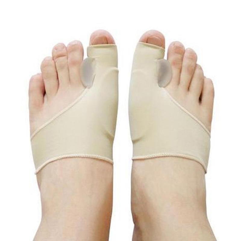 Big bone corretor ortopédico para joanetes, 1/2 peças, pedicure, silicone, hálux valgo, utensílios para saúde dos pés ferramenta,