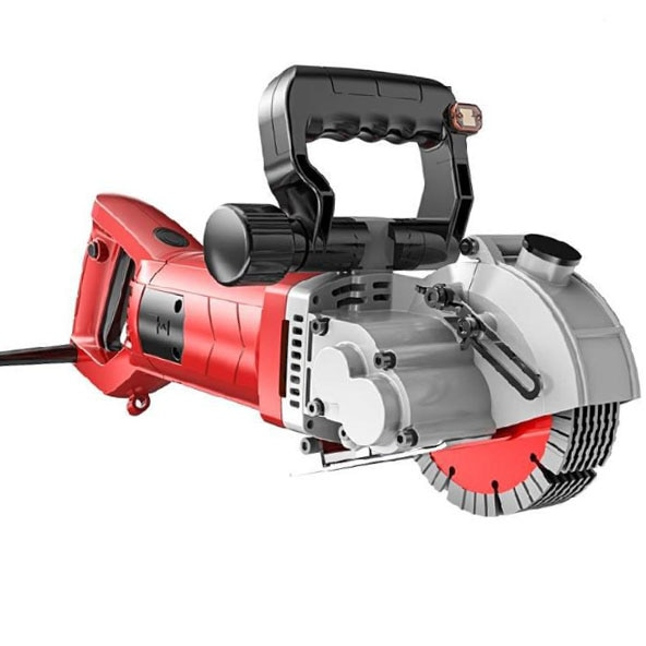 Pakistan Popular Electric 4800W Wall Chisel Grooving Machine for Concrete Wall Brick Chaser enlarge