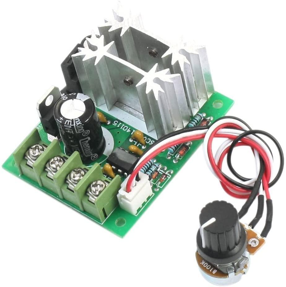 CCM6C 6V 12V 24V постоянного тока, регулятор скорости PWM модуль 10A