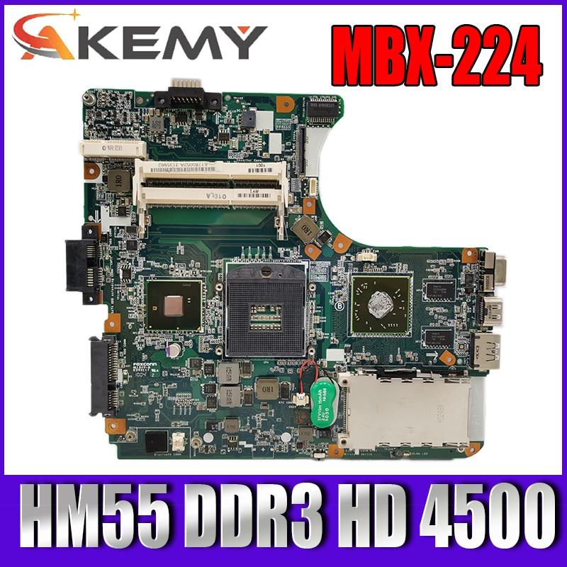 لسوني Vaio VPCEB سلسلة اللوحة المحمول HM55 DDR3 HD4500 الرسومات A1794336A MBX-224 M961 1P-0106J01-8011 شحن i3 وحدة المعالجة المركزية