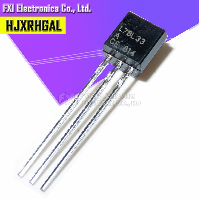 10 шт. L78L33ACZ L78L33 TO-92 TO92 78L33 новый оригинальный транзистор