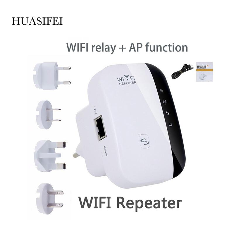 Wireless-N Wifi repeater network wifi router wireless signal amplifier wireless routing extender 300M range extender signal Wps недорого