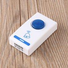 504D LED Chime Door Bell Doorbell & Wireles Remote control Home Security Use Smart Door Bell Securit