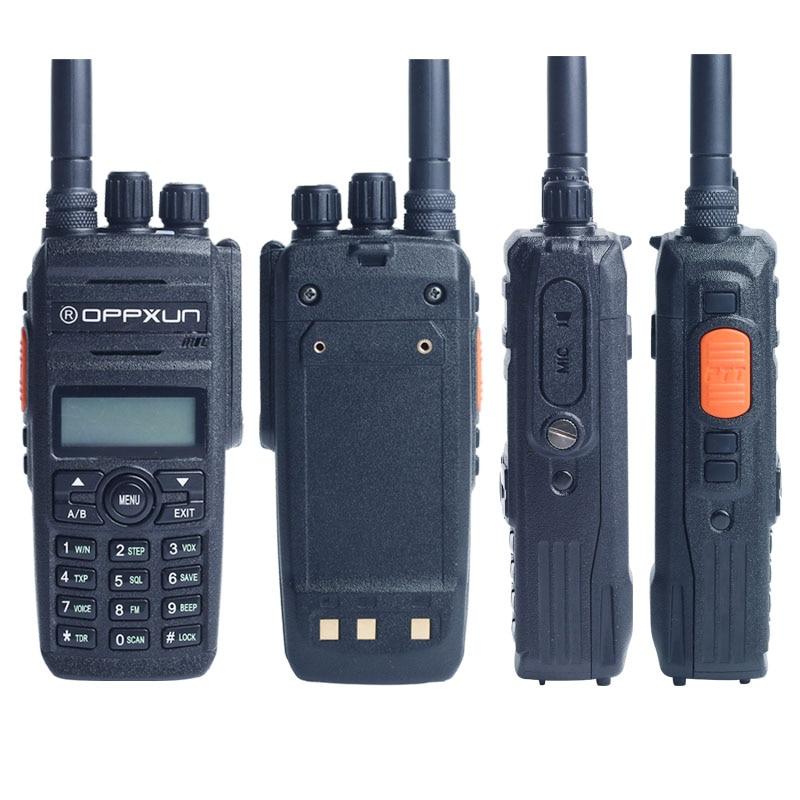 Oppxun OPX-UV90 Walkie Talkie Waterproof IP68 Portable Ham Radio Station Long Range Telefon 10W 15KM Two Way Car Cb Radio UHF enlarge