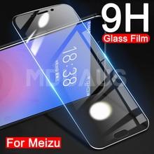 9H Premium Tempered Glass For Meizu M6 M5 M3 M3S Note Glass Meizu M6S M6T M5S M5C Screen Protector P