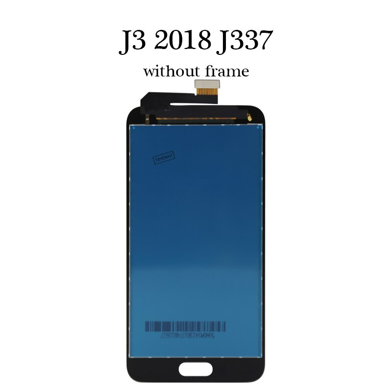 Top For J3 2018 lcd screen 5 inch For mobile phone J337 lcd display replacement assembly 100% test good enlarge