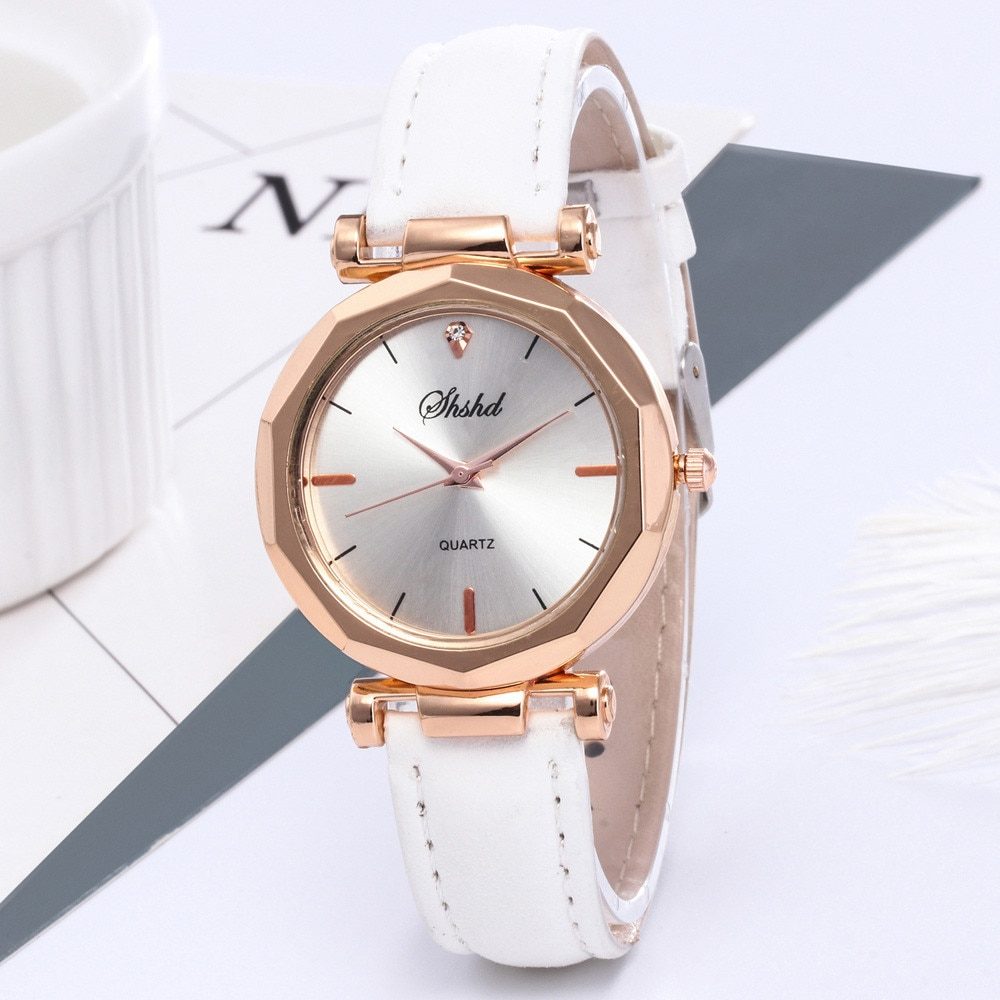 Relojes de mujer reloj de moda reloj de mujer Torre Minimalis Kol Saati Simple Zegarki Damskie reloj de mujer B4