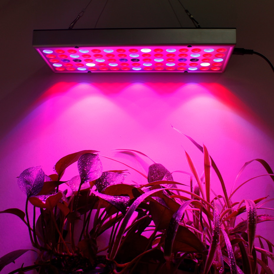 Full Spectrum Red and Blue Plant Lamp 150W LED Grow Light for Indoor Plant alluminiom greenhouse complete  plant  flower lamp enlarge