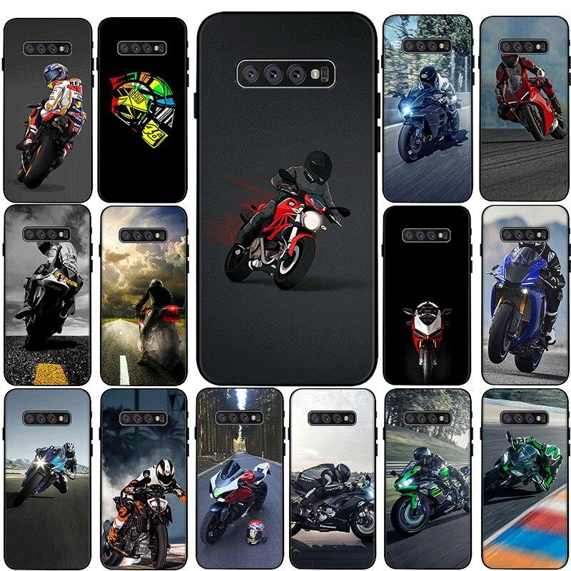 Funda de silicona para teléfono móvil Samsung S6 S7 S8 S9 10e S10 S7 S6 Edge Note 8 9 10 Plus, funda para Overwatch ow Game