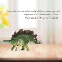large stegosaurus solid model plastic childrens dinosaur toy jurassic simulation dinosaur model kid gift home kid accessories