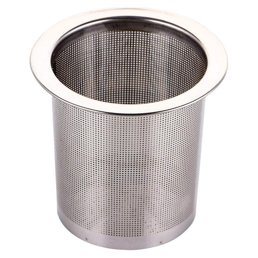 Reusable Mesh Tea Infuser Tea Metal Cup Stainless Steel Strainer Teapot Tea Leaf Spice Filter Drinkware Kitchen Accessories