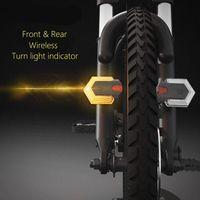 Сигналы поворотника велосипедные, 1 комплект