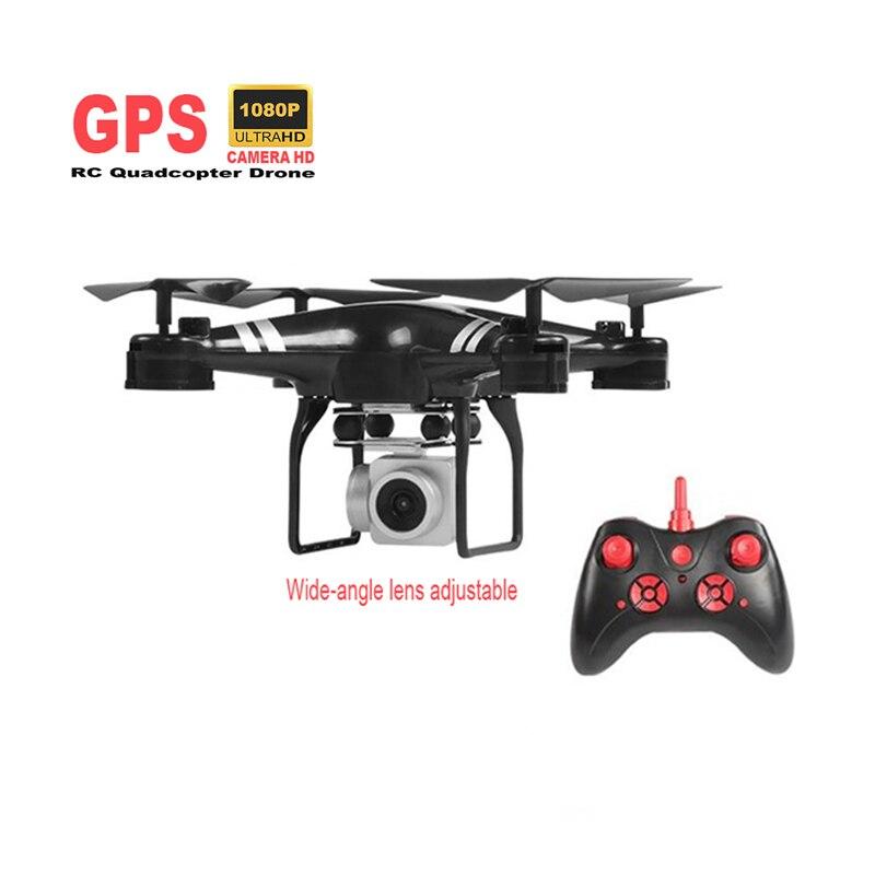 Квадрокоптер с дистанционным управлением светодиодный Fi FPV GPS 20 минут полета