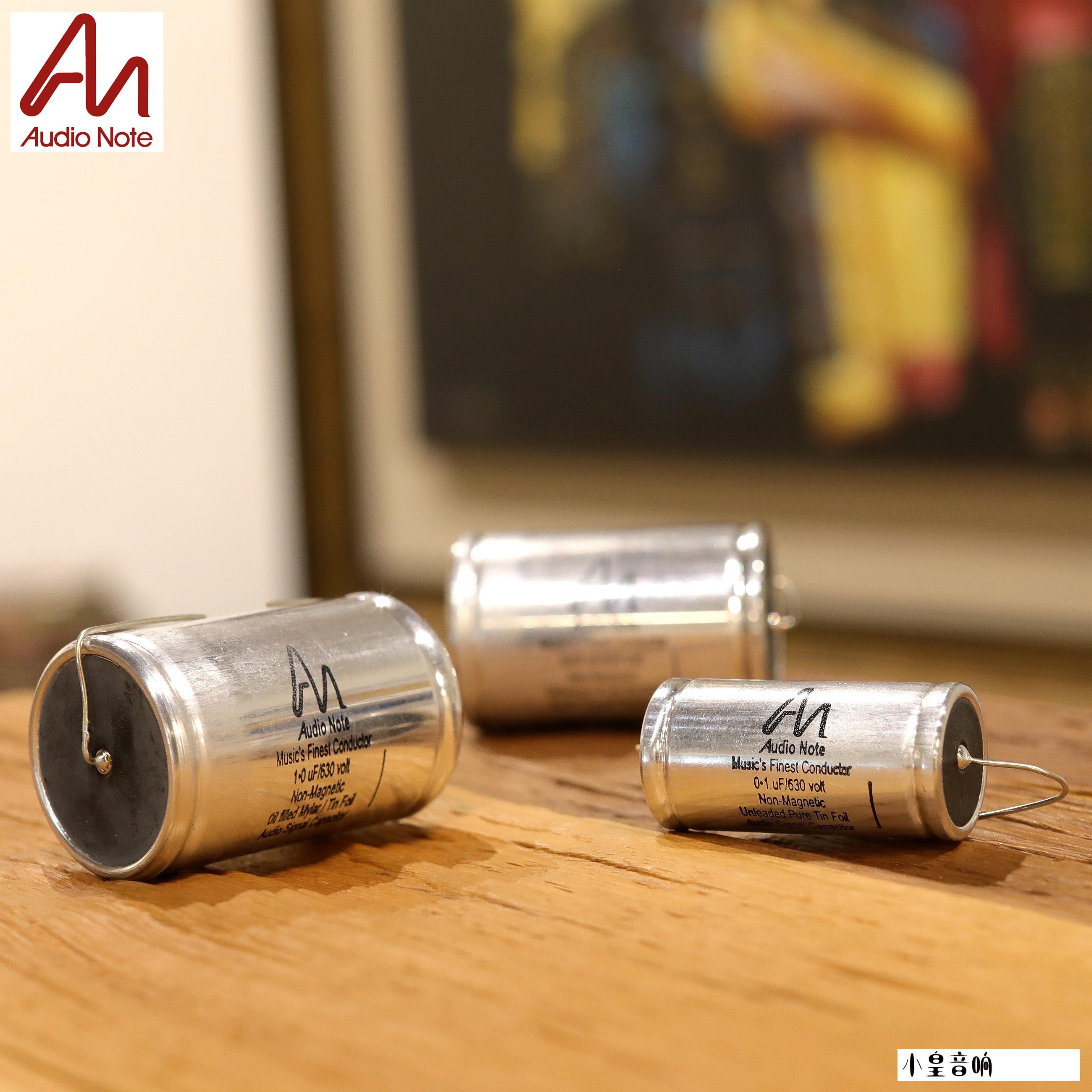 Condensador de señal de Audio de lámina de hojalata no magnética, el...