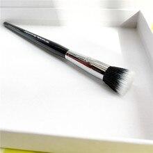 New Pro Small Stippling Brush 42 - Small Sized Dual-fibre liquid foundation concealer powder blush bronzer Makeup Brush