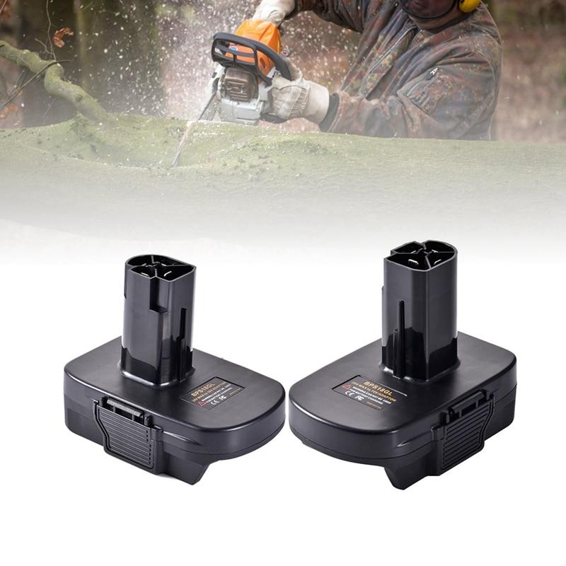 HOT-Bps18Gl 20 в до 19,2 В литиево-никелевый Аккумулятор Адаптер для Black & Decker Porter Стэнли для Craftsman 19,2 V Volt Batt