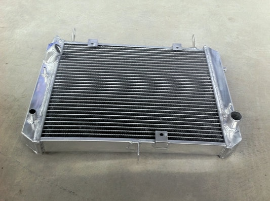 Compatible con radiador de aluminio Yamaha FJR1300/FJR13/FJR1300ABS FJR-1300 2003 2004 2005