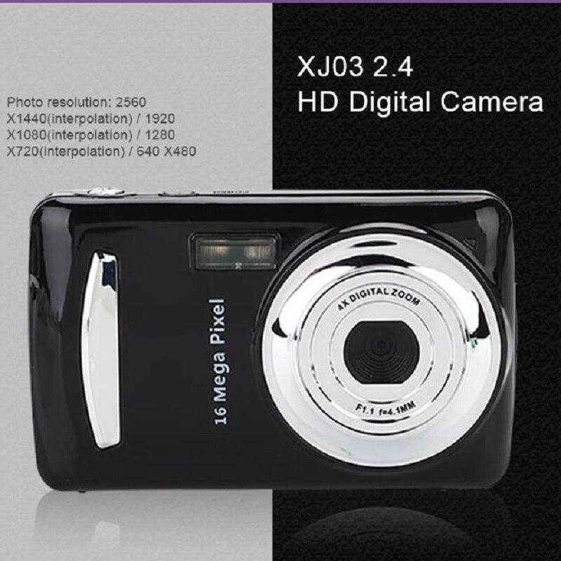 Fotoğraf kamerası 16MP Ultra net HD dijital kamera DVR 1080P Mini HD kamera hassas Video kaydedici kamera DVR