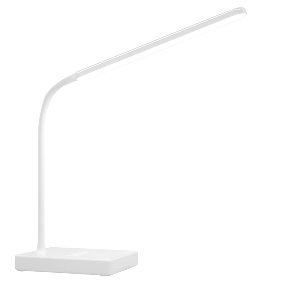 Desk Lamp Touch Table Lamp Gooseneck Desktop Foldable Dimmable Eye Protection Study Lamp LED Light For Living Room original royole smart memory desk lamp touch sensor dimming table eye protection folding for learning working charging novelty