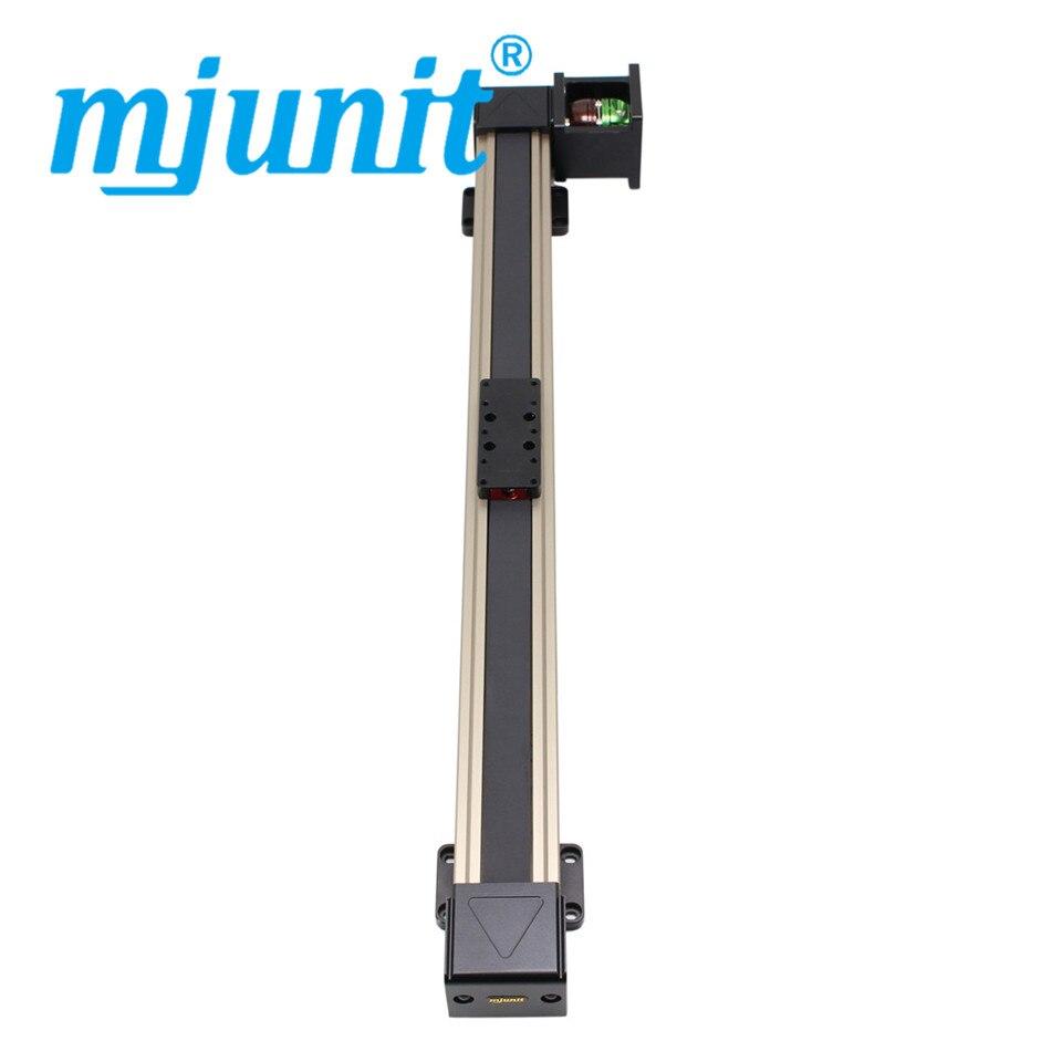 Mjunit-طاولة منزلقة 45X CNC ، مع تحديد المواقع بدقة عالية ، من الألومنيوم الأملس الذي يتم التحكم فيه إلكترونيًا