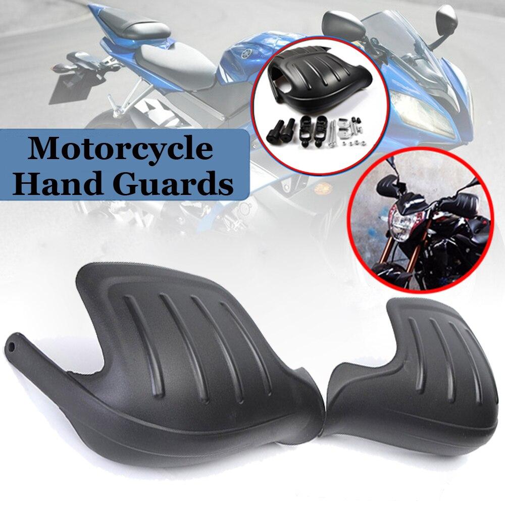 2 protectores de manos para motocicleta Motocross Dirt Bike Protector de mano para Moto a prueba de viento