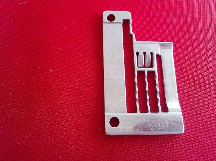 SIRUBA F007 tres agujas seis hilos E3327 accesorios para máquinas de coser industriales