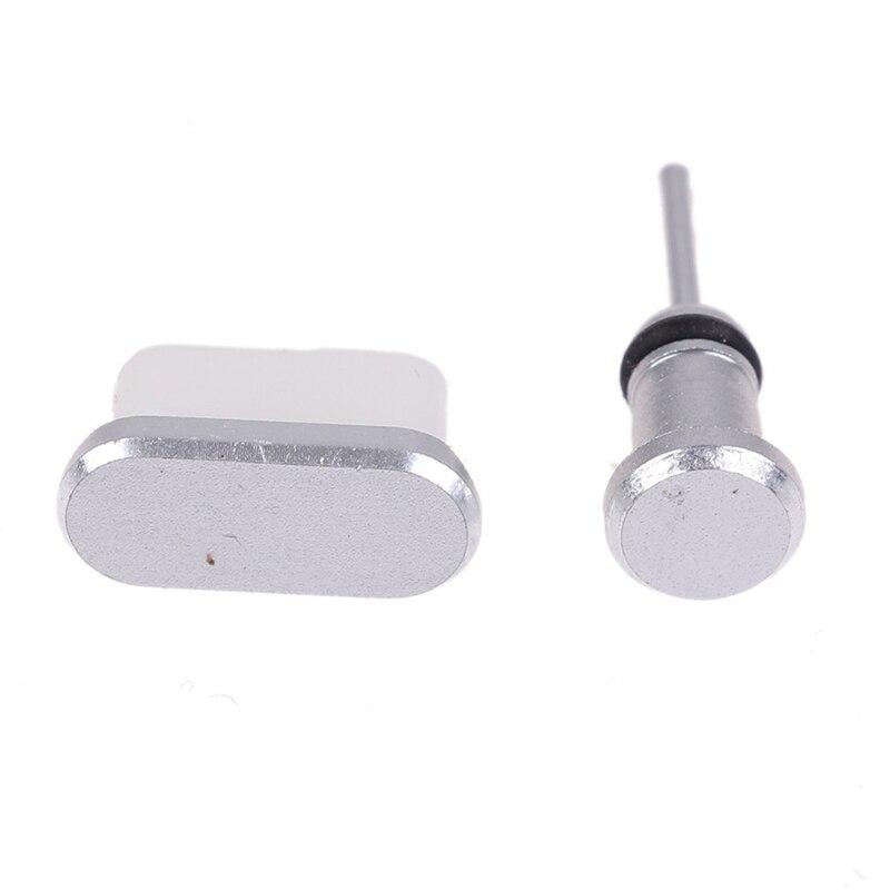 Новинка, 1 шт., пылезащитные заглушки для наушников типа C, разъем для зарядки 3,5 мм, защита от пыли, силиконовый разъем для смартфона-1