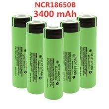 2021 nuova batteria ricaricabile al litio originale NCR18650B 3.7V 3400 mah 18650 per batterie torcia