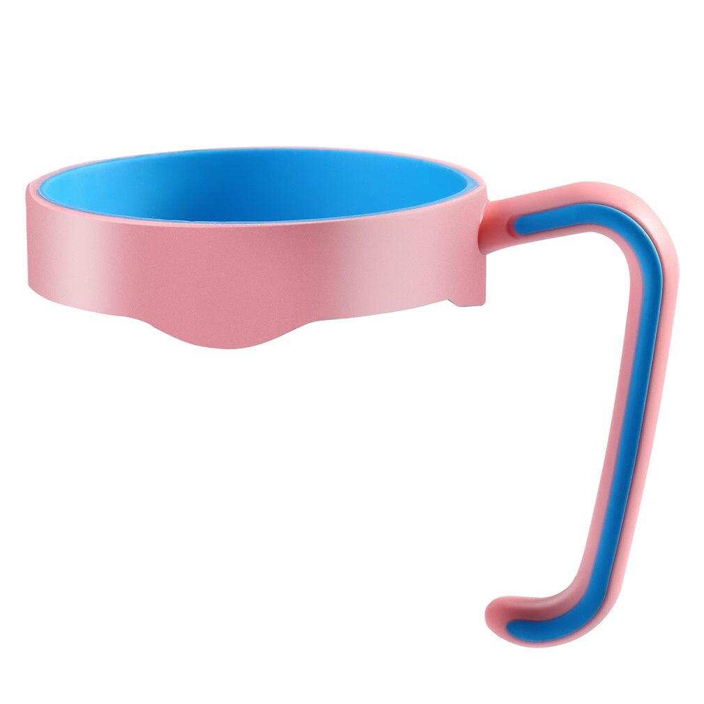 PP 20 Oz mango de la taza del cojinete para la taza de Rtic para la taza Sic para la taza del rastro Ozark rosa y azul sensación libre de la mano BPA