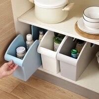 kitchen storage box container home food storage cupboard tableware cookware utensils organizer spice rack organization box items