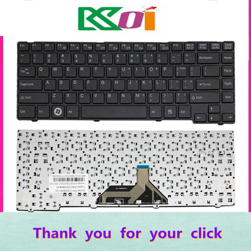 جديد ل فوجيتسو uh552 uh572 uh55 uh574 uh554 لوحة مفاتيح الكمبيوتر المحمول