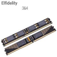 Elfidelity PC HiFi Audio filter DDR3 / 4 computer memory Alternating current power purification Module SNR optimization
