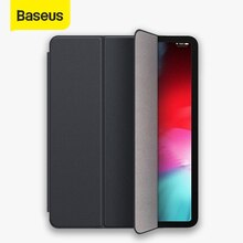 Baseus Pu Leather Flip Case Voor Apple Ipad Pro 11 12.9 2018 Cover Magnetische Adsorptie Beschermhoes Voor ipad Pro 11 2018