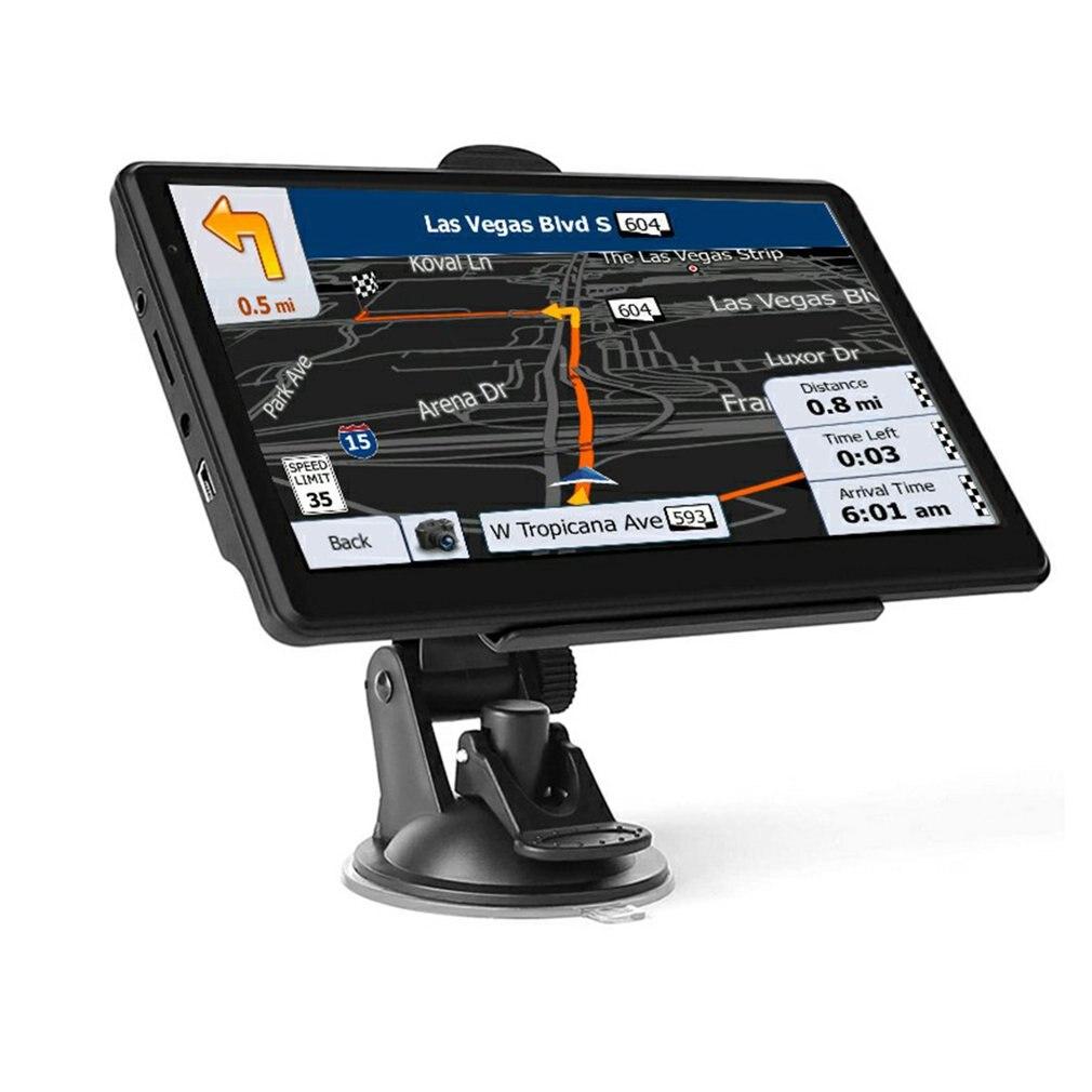 GPS-навигатор Автомобильный, 7 дюймов, 8 + 256 ГБ
