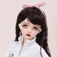 supia emma 13 doll bjd girl body sd female doll fashion doll gift resin toys body ball jointed doll dropshipping 2021