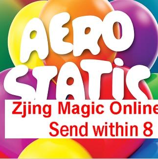 2020 aerostatic de ritchy flo apresentado por dan harlan magic tricks