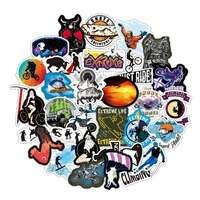 103050pcs extreme sports sticker skateboard decoration notebook trolley graffiti sticker gift toy sticker wholesale