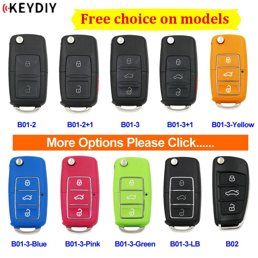 Keydiy controle remoto kd chave do carro controle remoto, B01-2 B01-2 + 1 B01-3 B01-3 + 1 b02 B01-3 luxo para kd900 ur200 kd900 + KD-X2 mini kd
