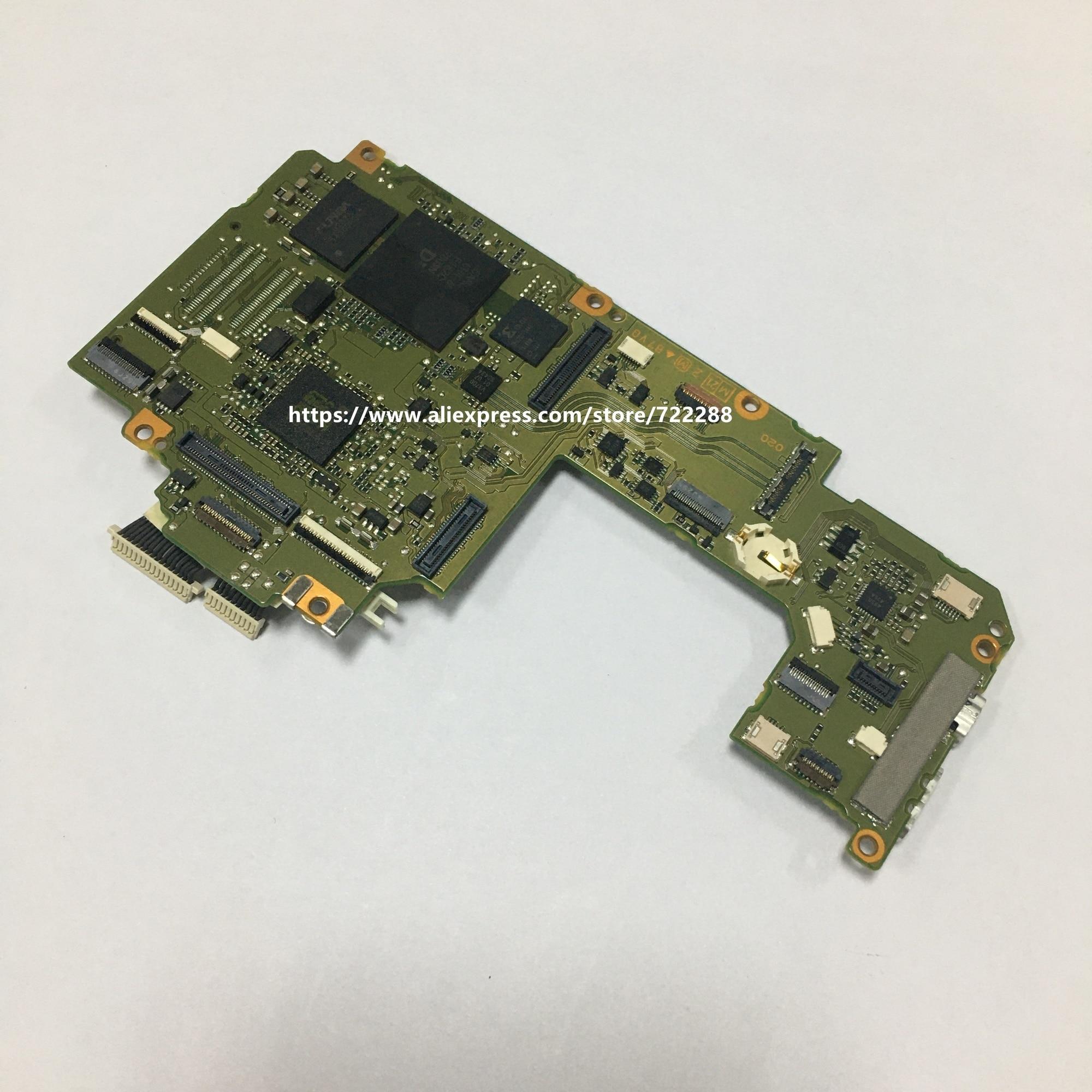 Repair Parts For Canon EOS 70D Main Board MCU Motherboard PCB Assy Card Slot New Original CG2-3390-000
