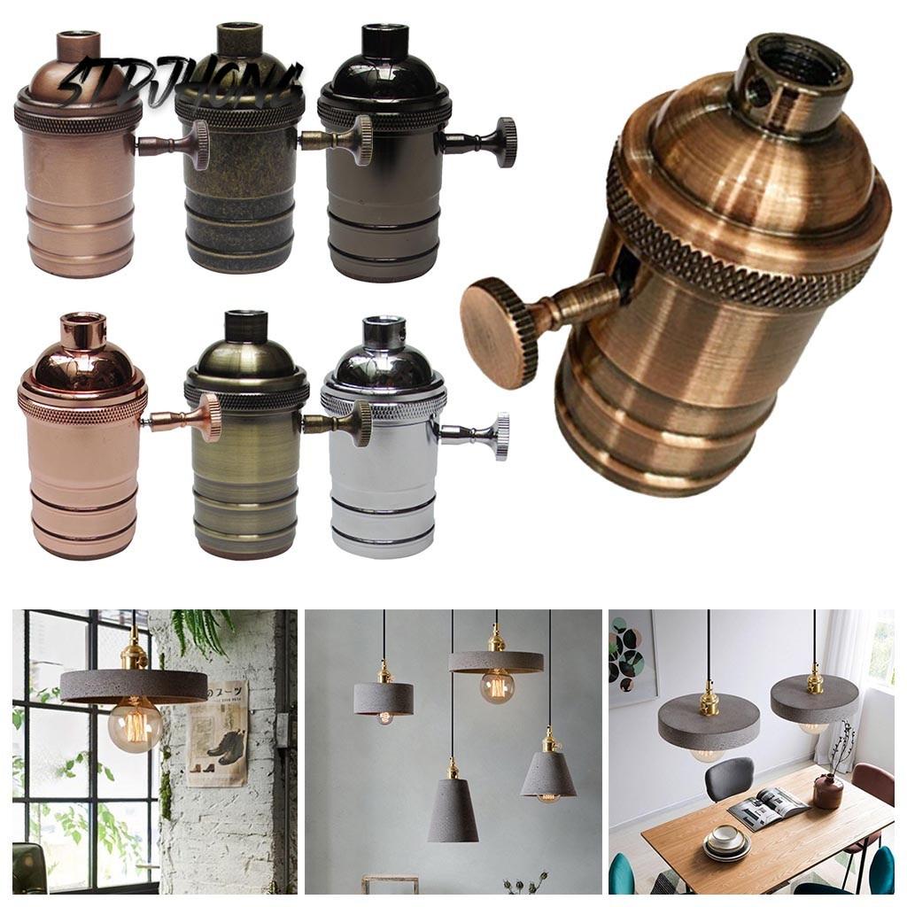 AliExpress - Brass Pendant Fitting Lamp Holder Vintage Copper Lamp Holder Socket E27 Light Socket Bulb Holder Copper Retro Lamp Light