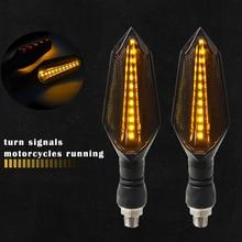 Motorcycle Turn Signal Lights Flash Indicator Led Light For HONDA Shadow 600 750 1100 CRF250L NC750X NC750D CB1300 CB400